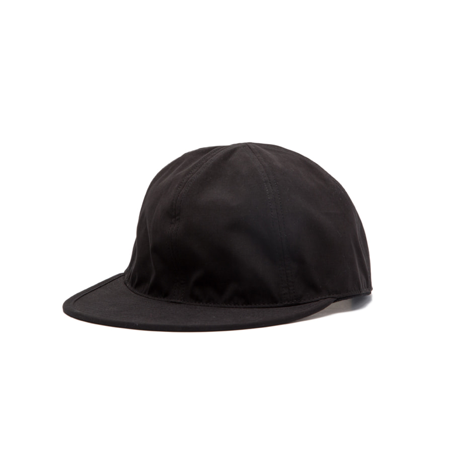 ENGINEER CAP BLACK