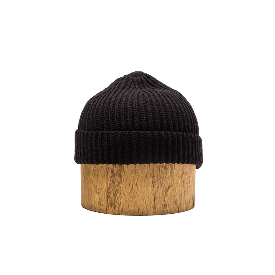 BASIC WATCH CAP BLACK