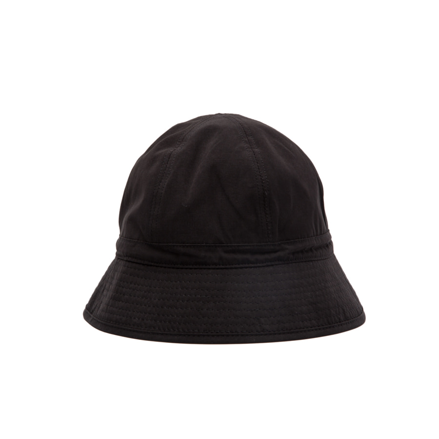 DOME BUCKET HAT BLACK