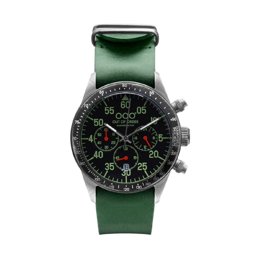 "Chronograph Limited ""GREEN"""
