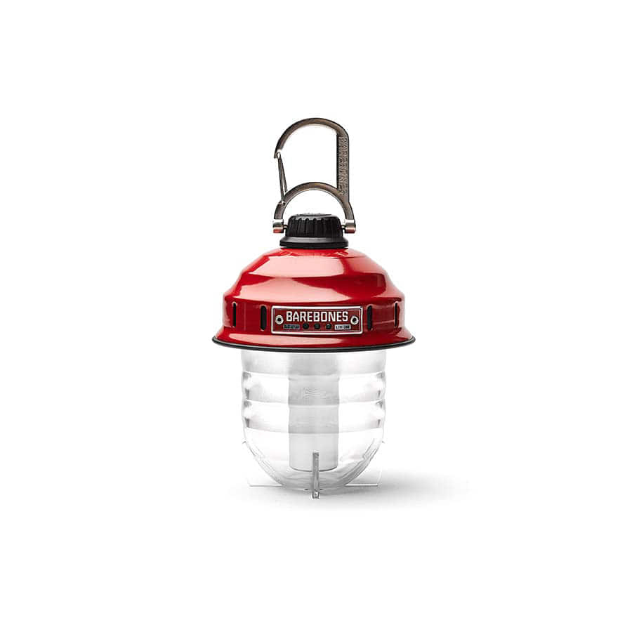 "Beacon Lantern Antique ""RED"""