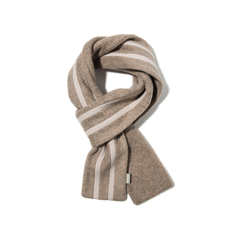 "Scarf Cl ""NATURAL""SEASON OFF 40%"