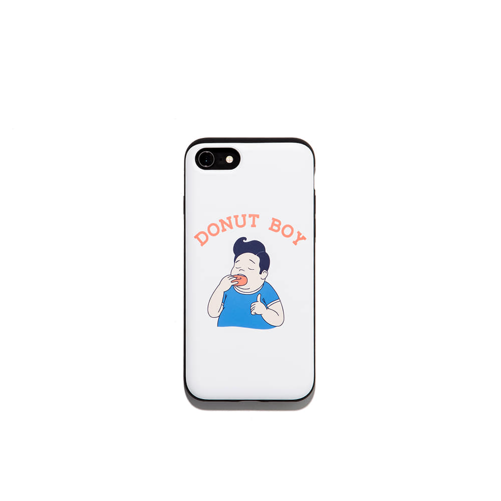 Donut boy Iphone case