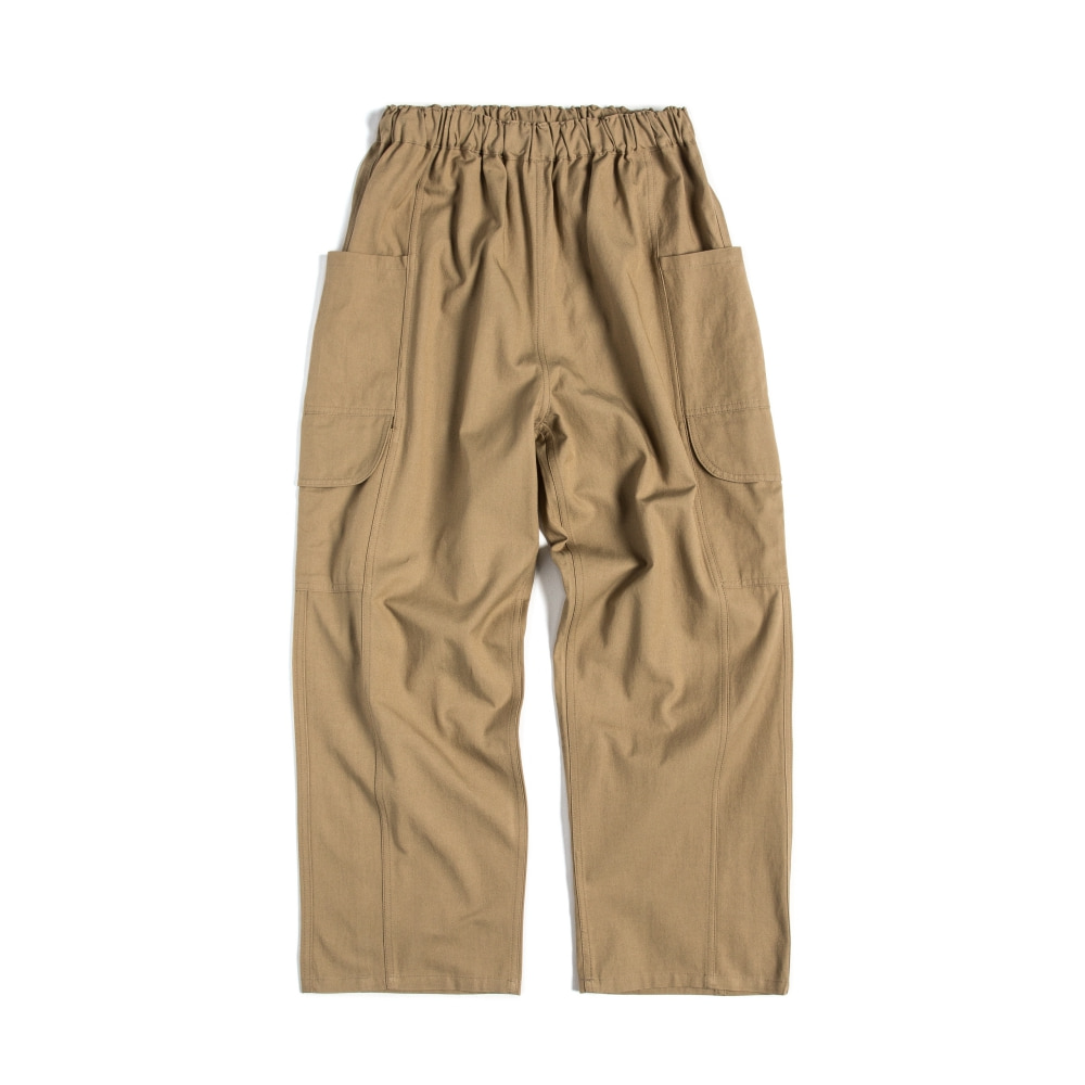 NEW TRAVEL PANTS  KHAKI