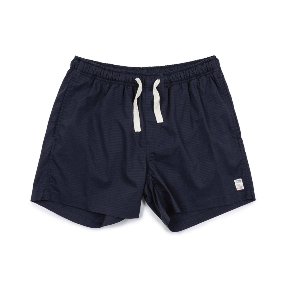 "Seersucker Trunk ""Navy"""