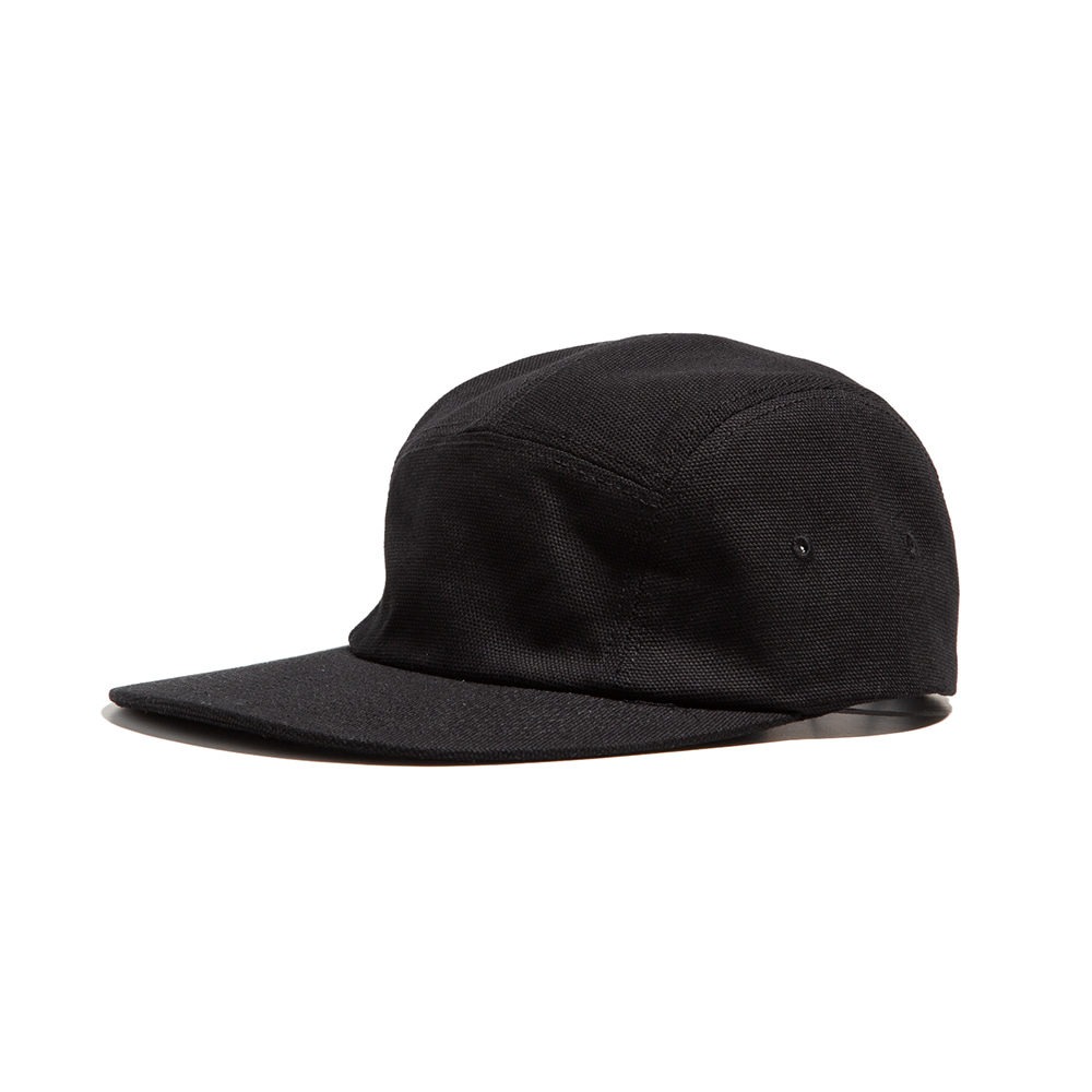 "OXFORD CAMP CAP ""BLACK"""