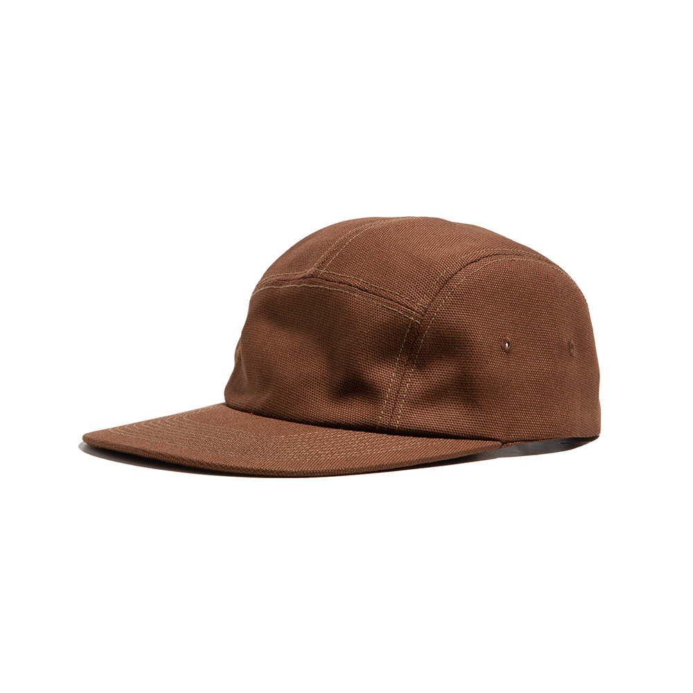 "OXFORD CAMP CAP ""BROWN"""