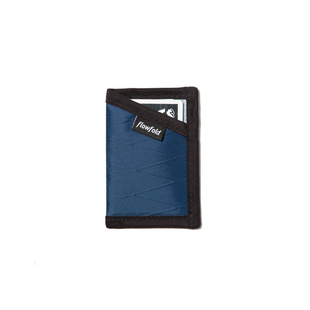 "Minimalist Card Holder LTD ""NAVY BLUE"""