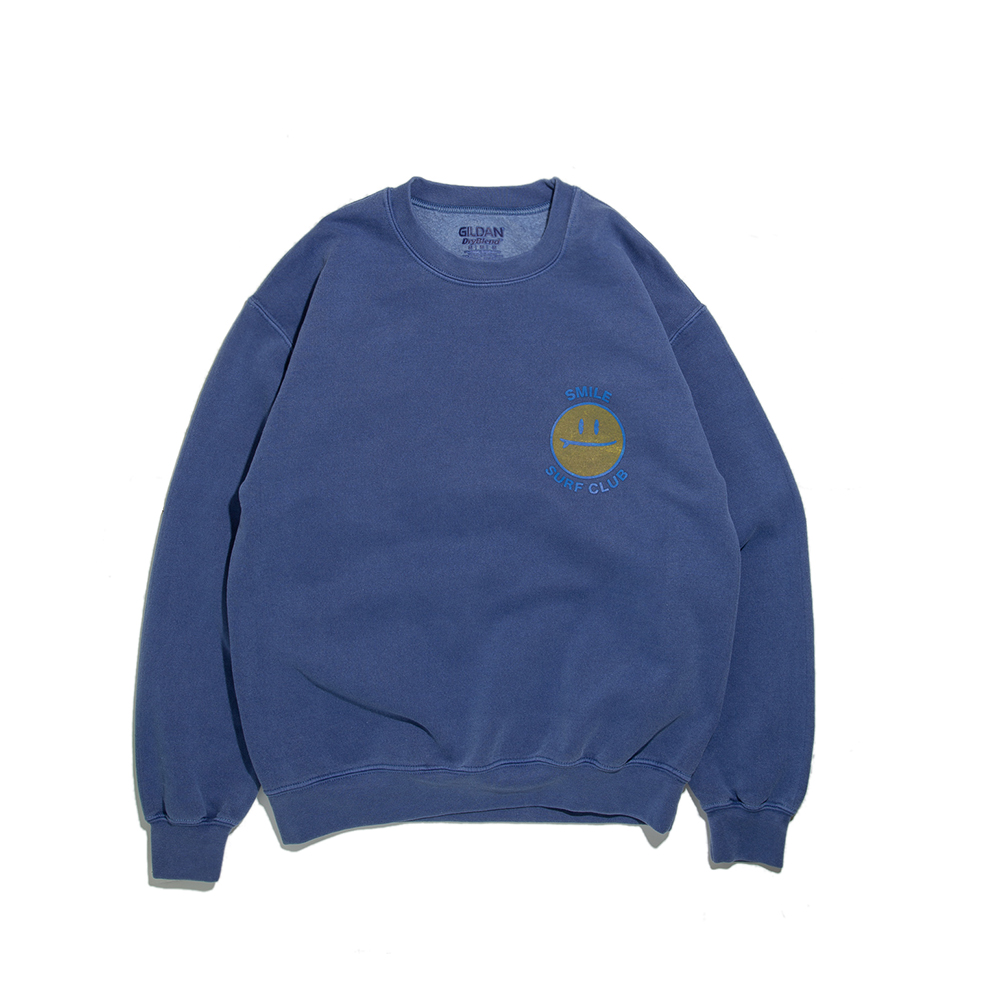 "Smile Surf MTM ""PIGMENT SEA BLUE"""
