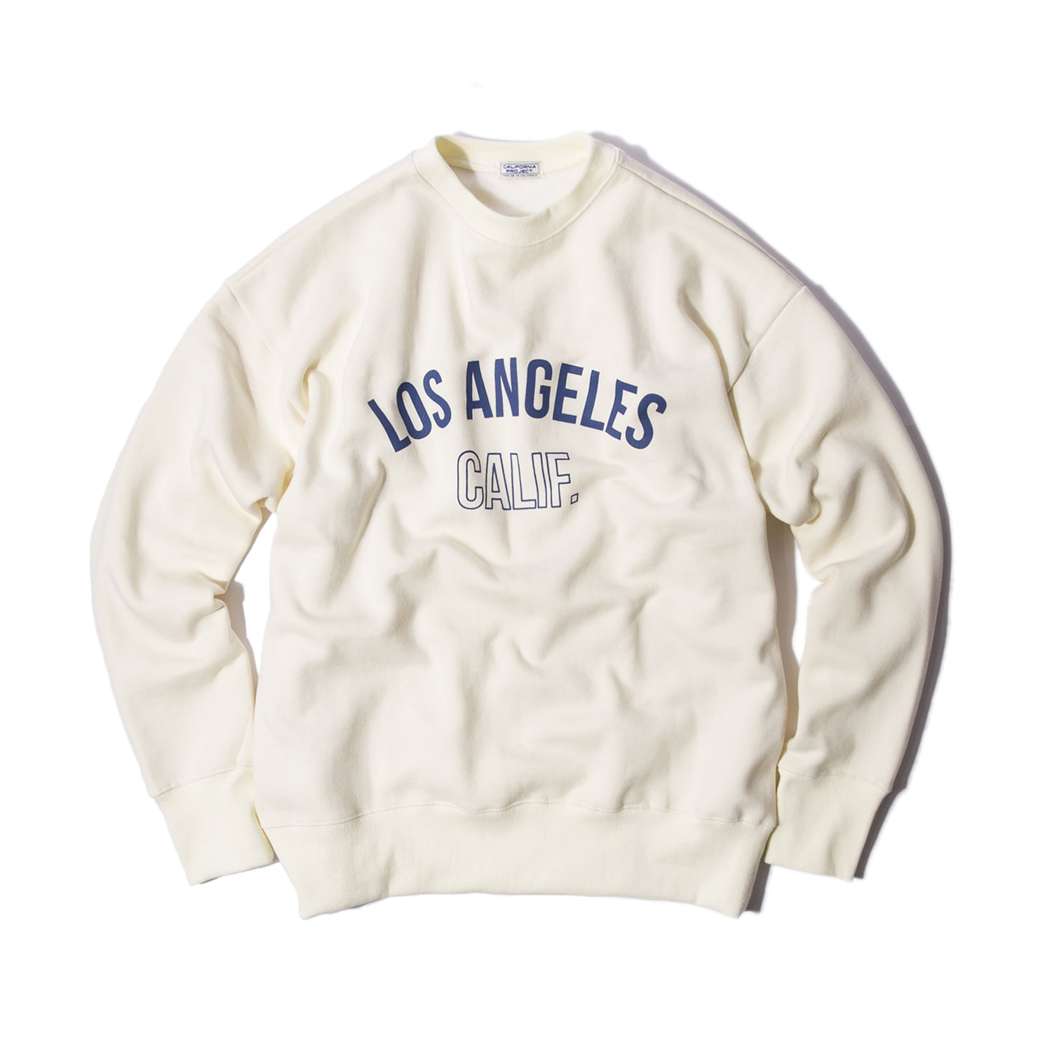 CALIF. PROJECT SWEAT SHIRTS LOS ANGELES