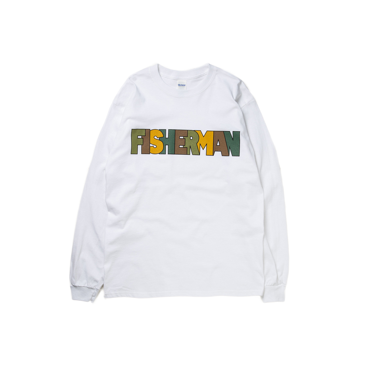 Army fisherman LONG SLEEVE