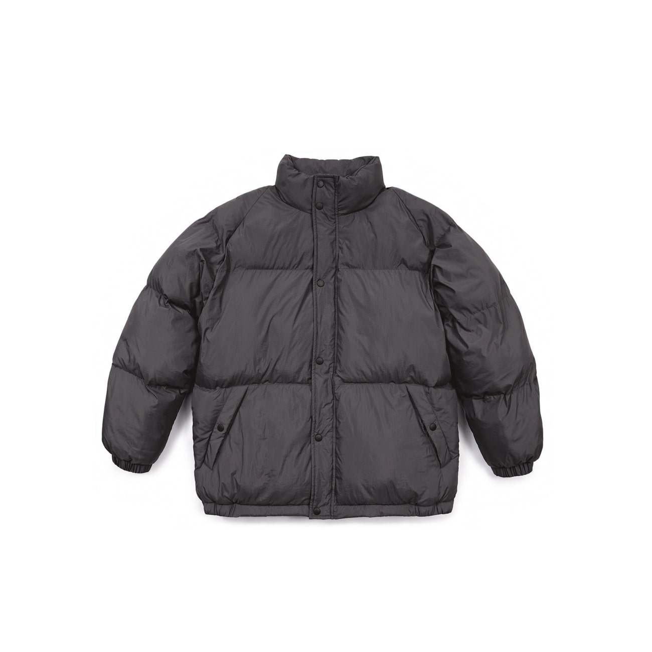 "BB Padding Jacket ""CHARCOAL"" [11/14(수) 순차출고]"