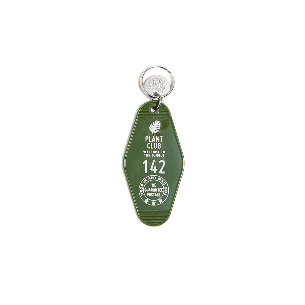 PLANT CLUB KEY TAG