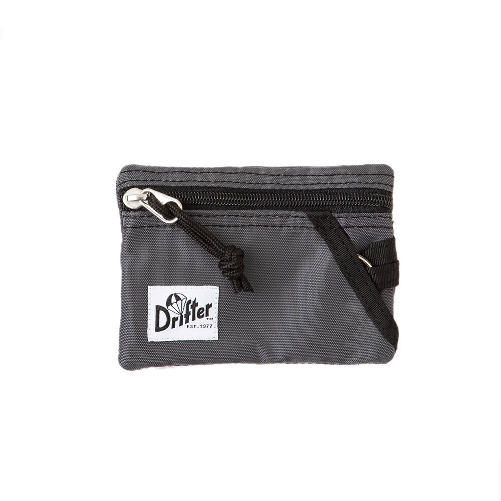 KEY COIN POUCH - GRAY