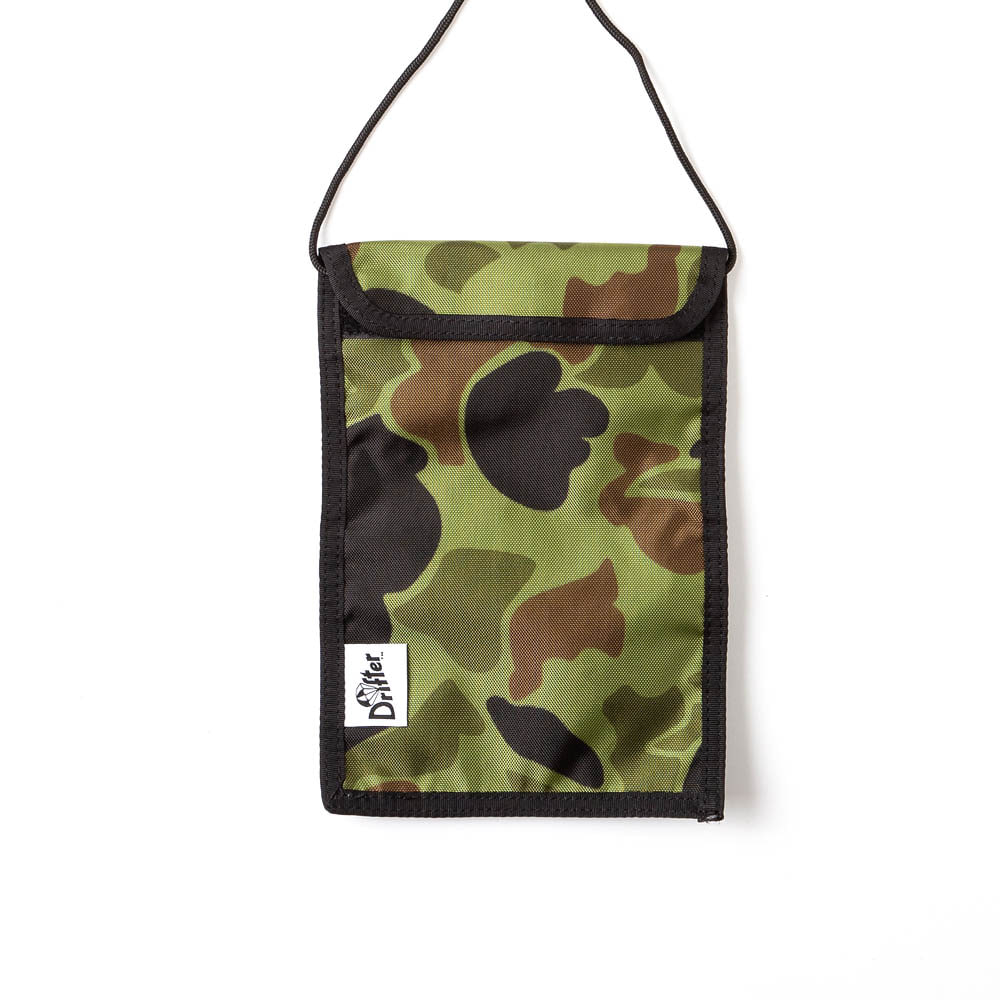 NECK POUCH - DUCK HUNTER CAMO