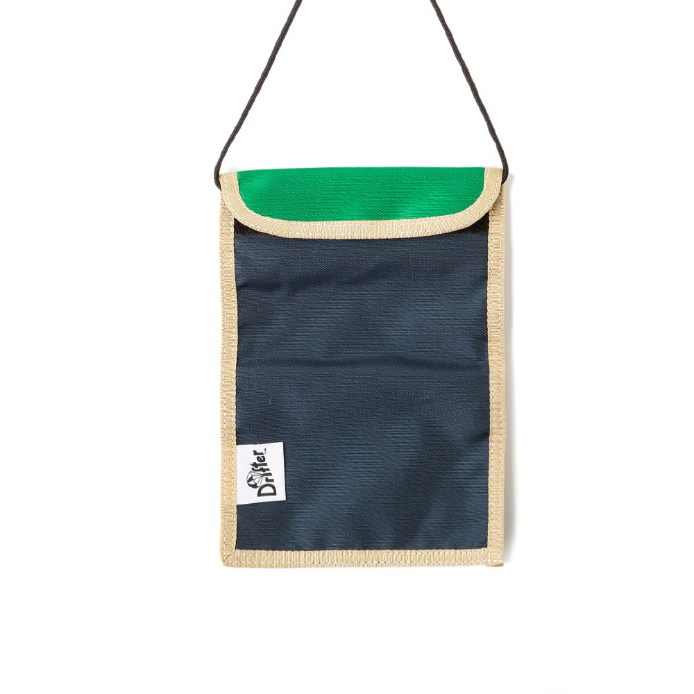NECK POUCH - MIDNIGHT x KELLY