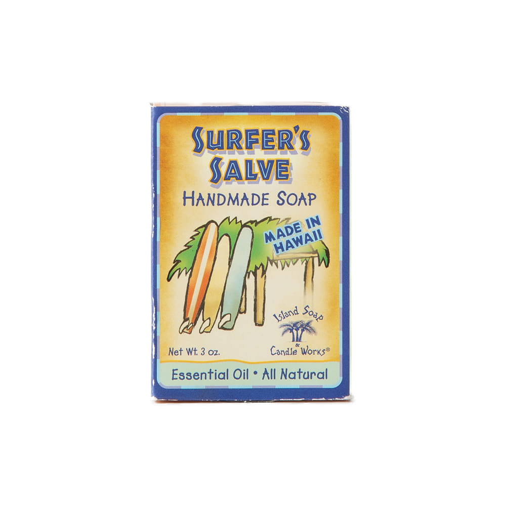Surfer's Salve All Natural Soap - 3 oz. bar