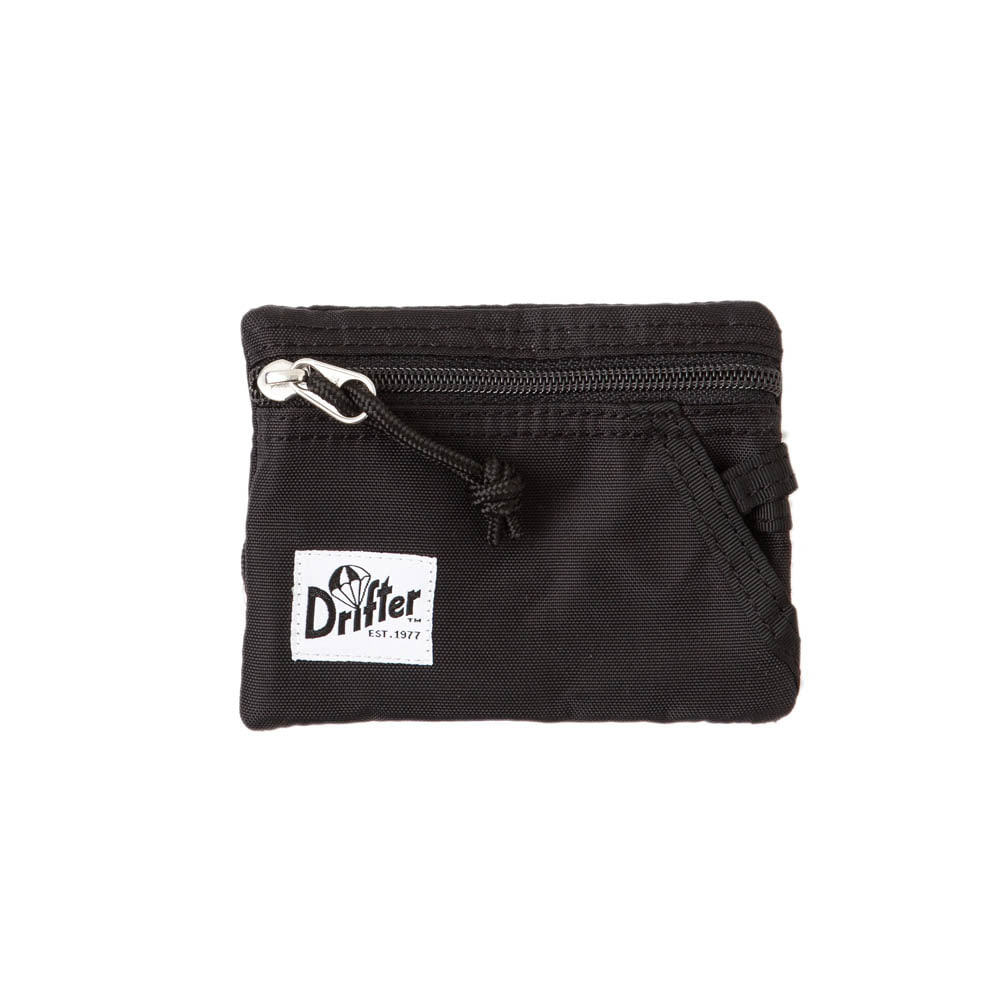 KEY COIN POUCH - BLACK