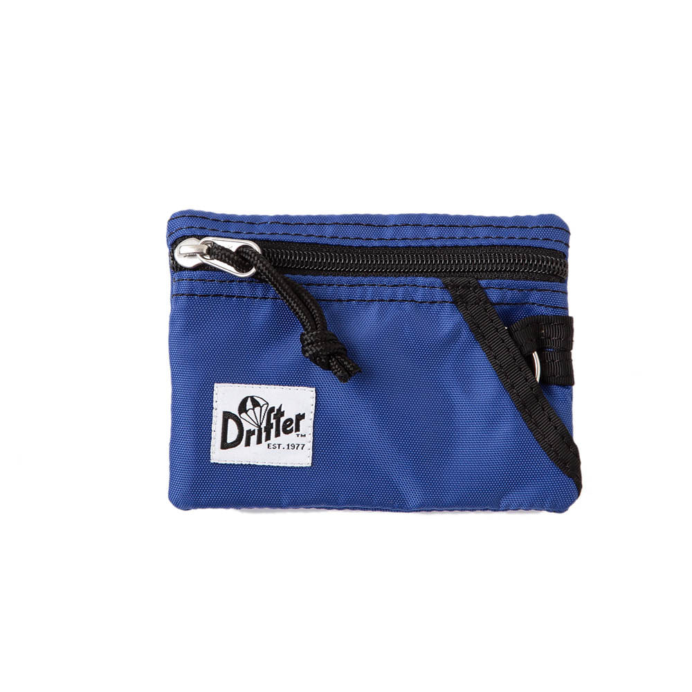 KEY COIN POUCH - BLUE