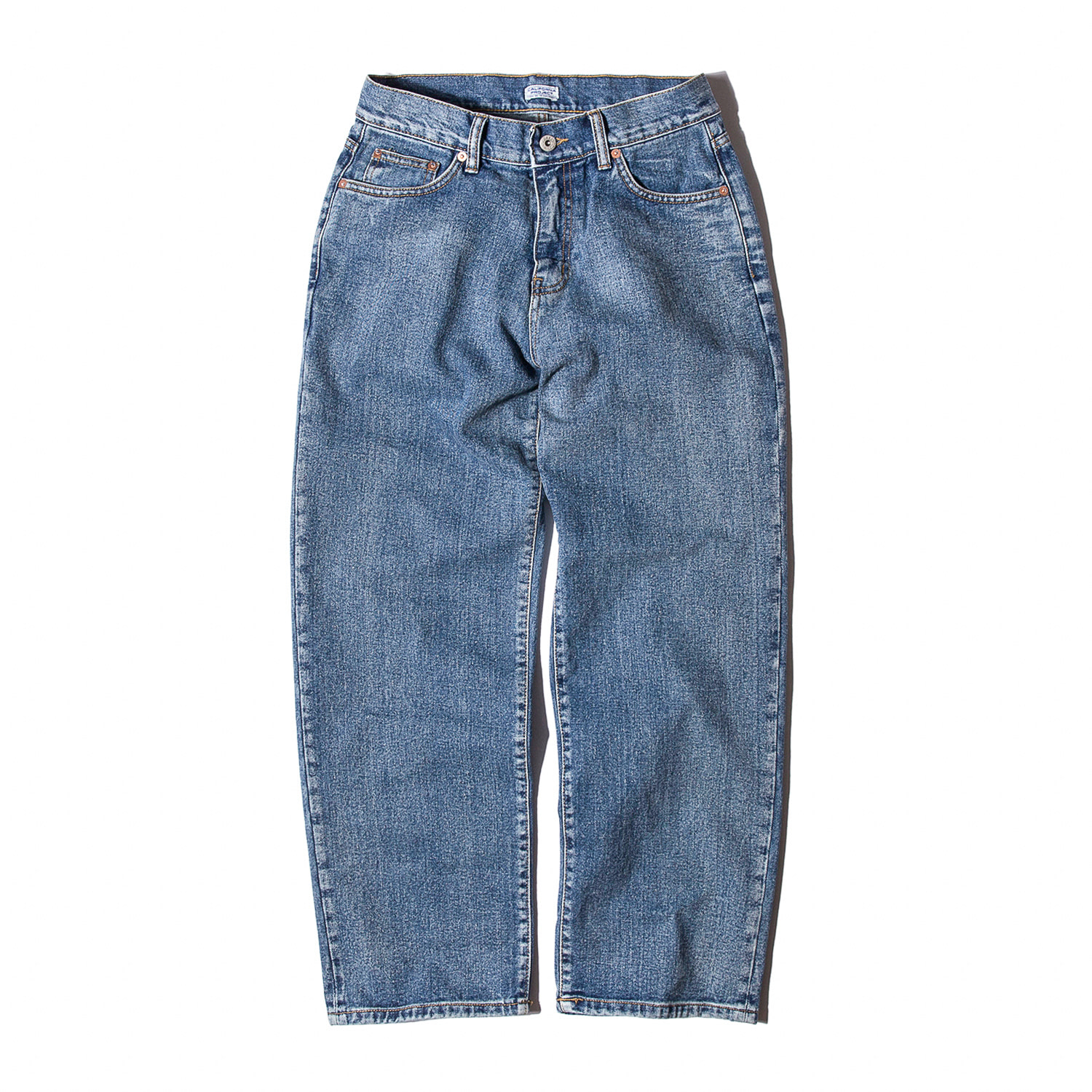 "Uncle Pants ""USED DENIM"""