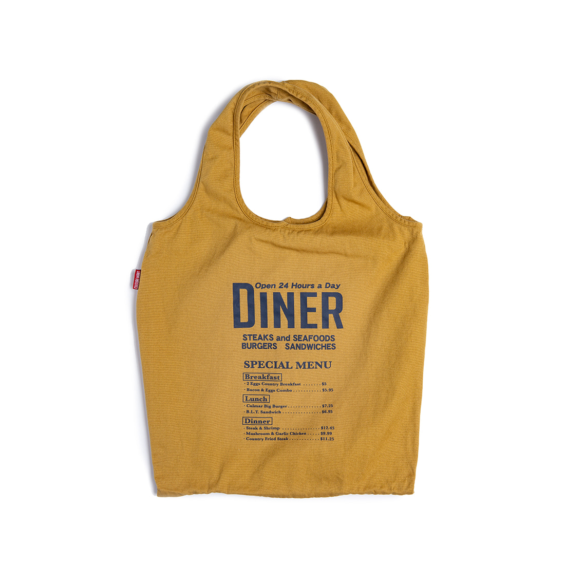"Power Tote ""DINER"""