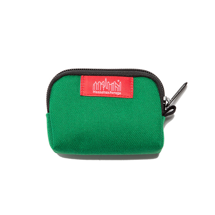 "Coin Purse ""GREEN"""