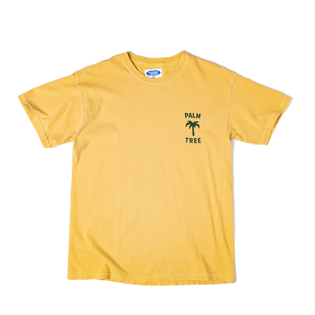 "Palm Tree T ""SAND YELLOW"""