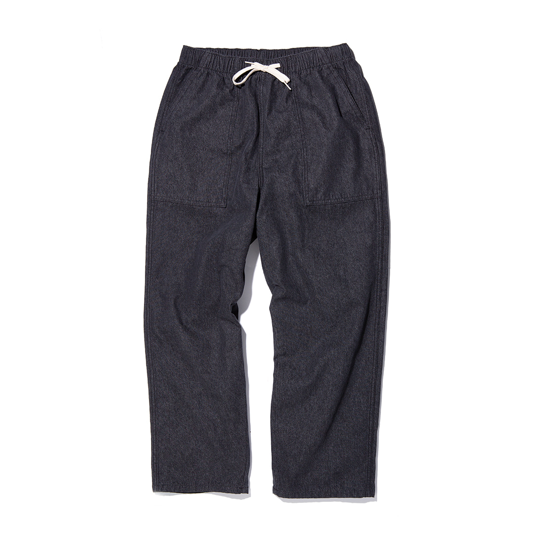 "Ocean Fatigue Pants ""BLACK DENIM"""