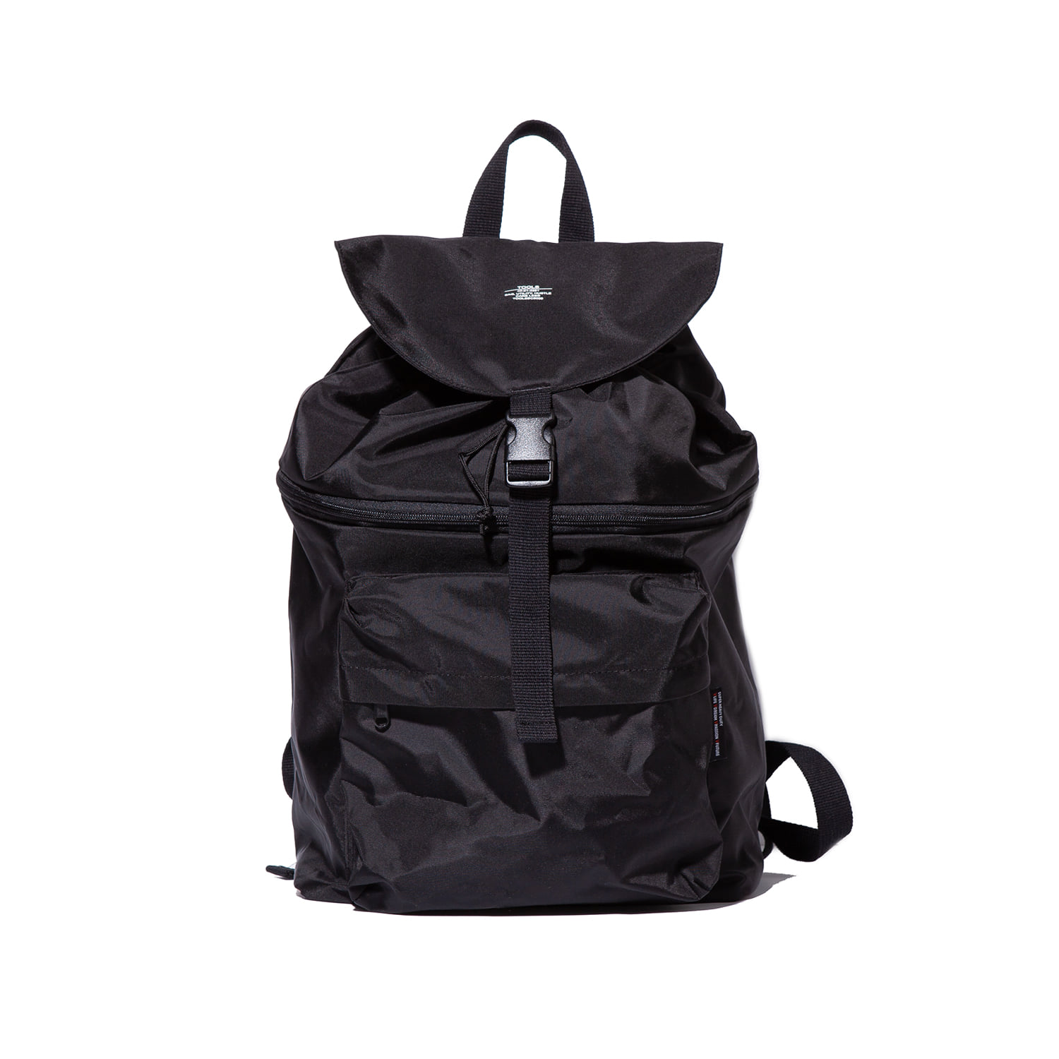 "Quarterbag 20 ""BLACK"""