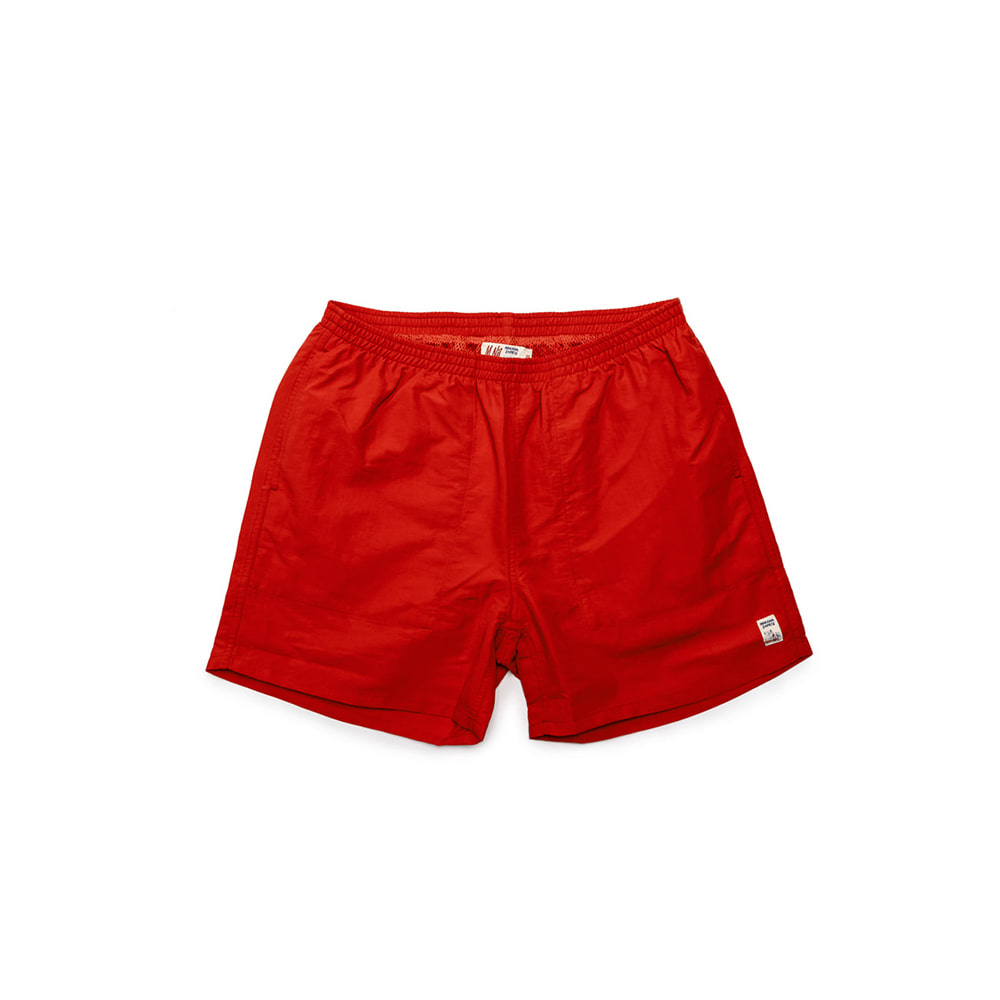 "Fatigue Shorts ""RED"""