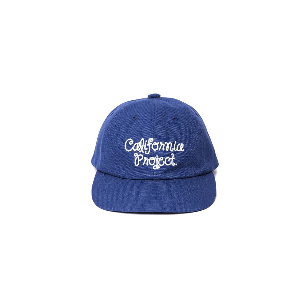 "Embroidery Ball Cap ""BLUE"""