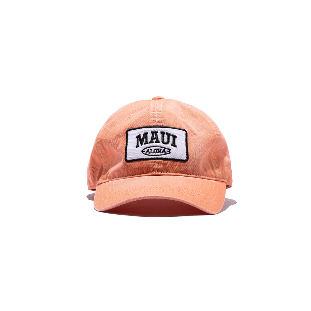"Vintage 80's Washed Cap ""PEACH"""