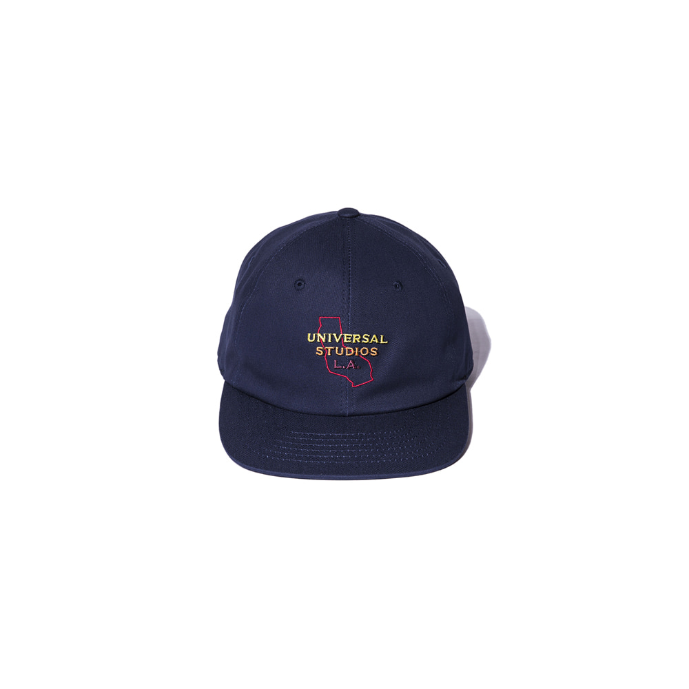 "Embroidery Baseball Cap ""NAVY"""