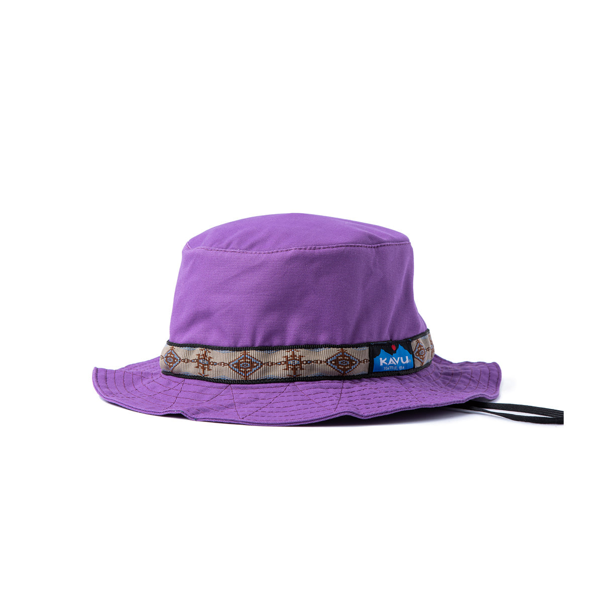 "Strap Bucket Hat ""PURPLE"""