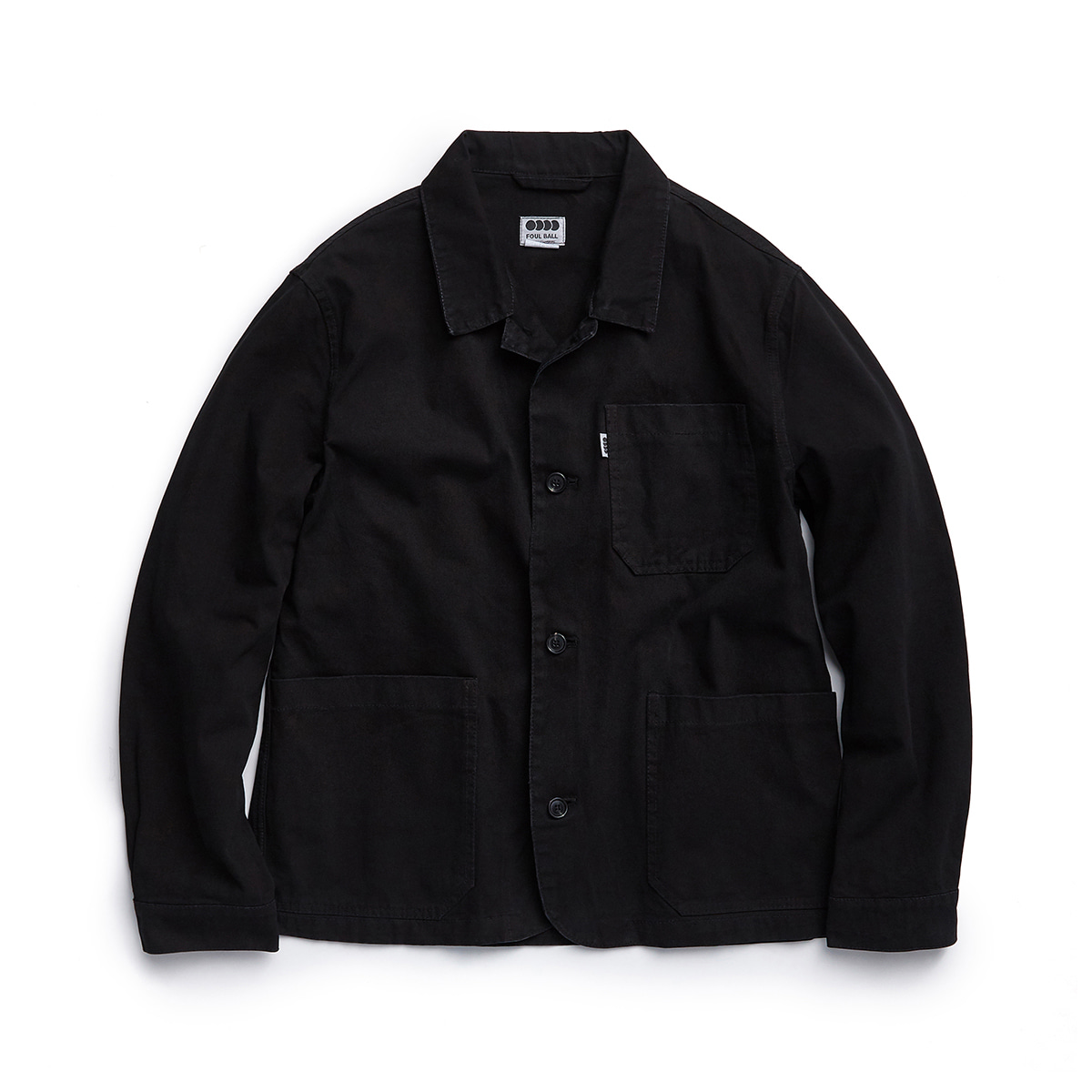 "Work Jacket 101 ""BLACK"""