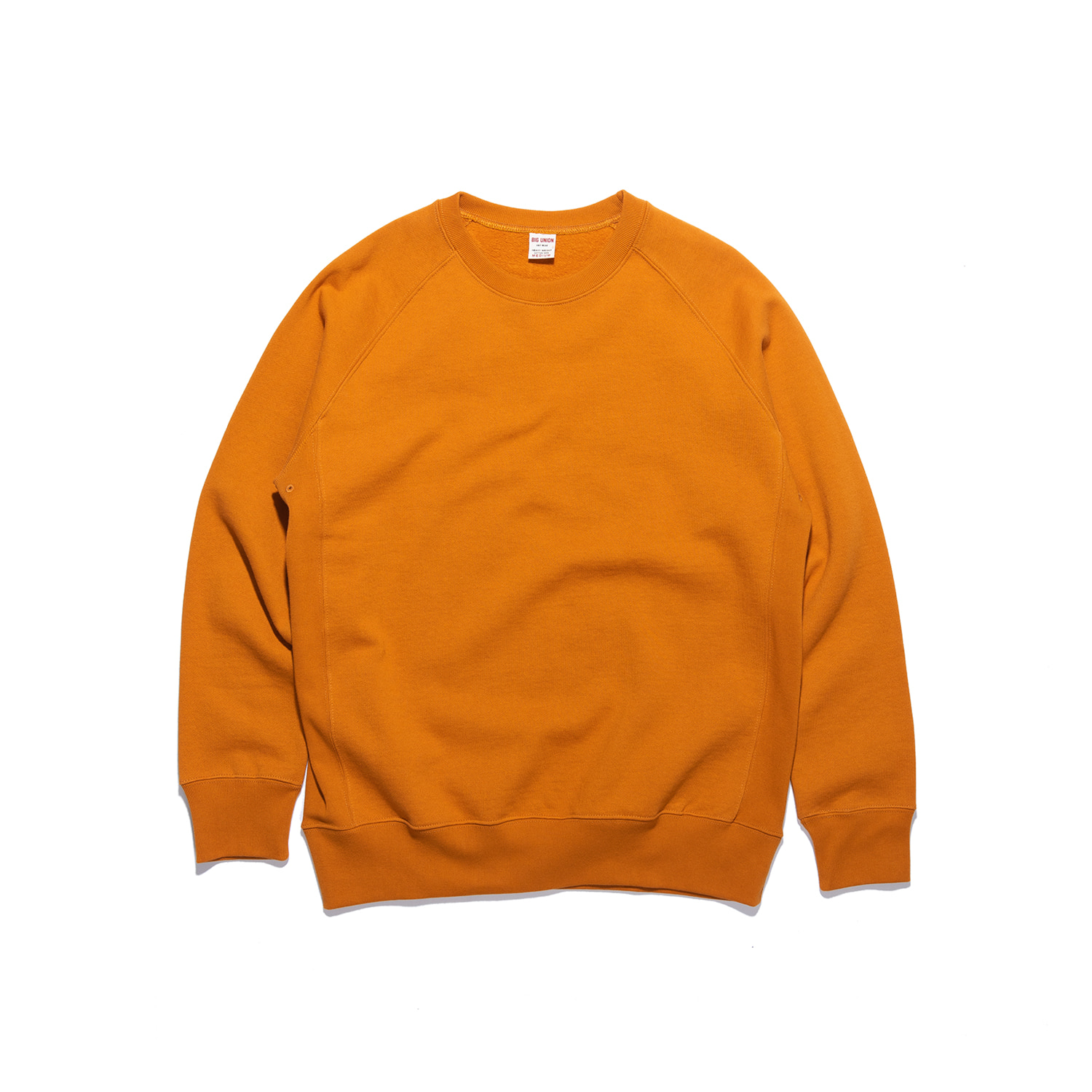 "Let Us Sweat Crew ""ORANGE"""