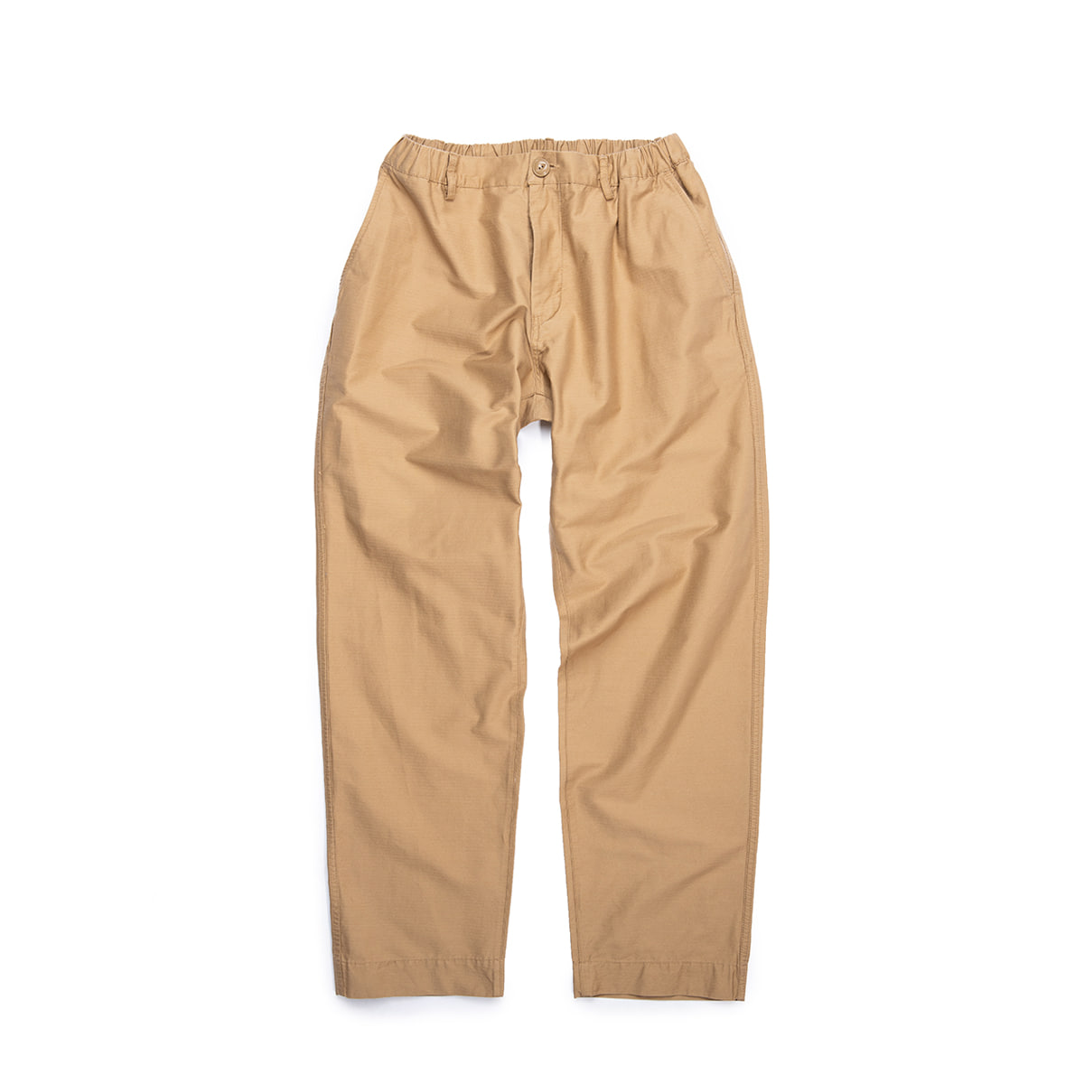 "Herringbone Pants ""CAMEL"""