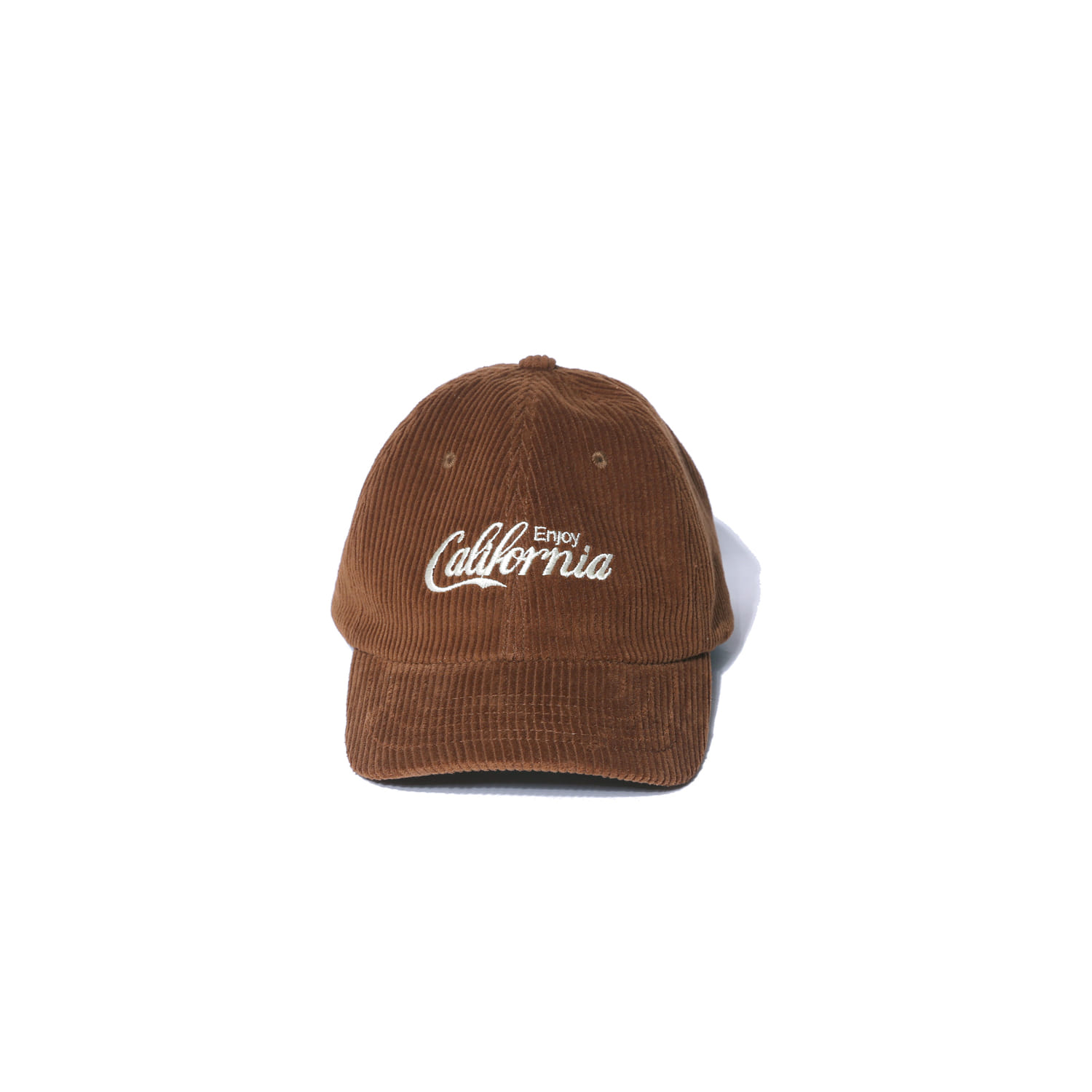 "Corduroy Baseball Cap ""BROWN"""