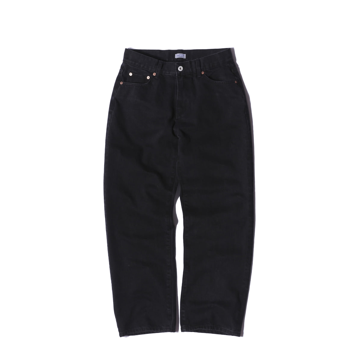 "Uncle Pants ""BLACK DENIM"""