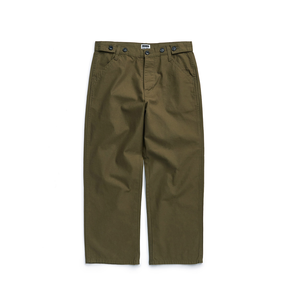 "Work Pants 101 ""OLIVE"""