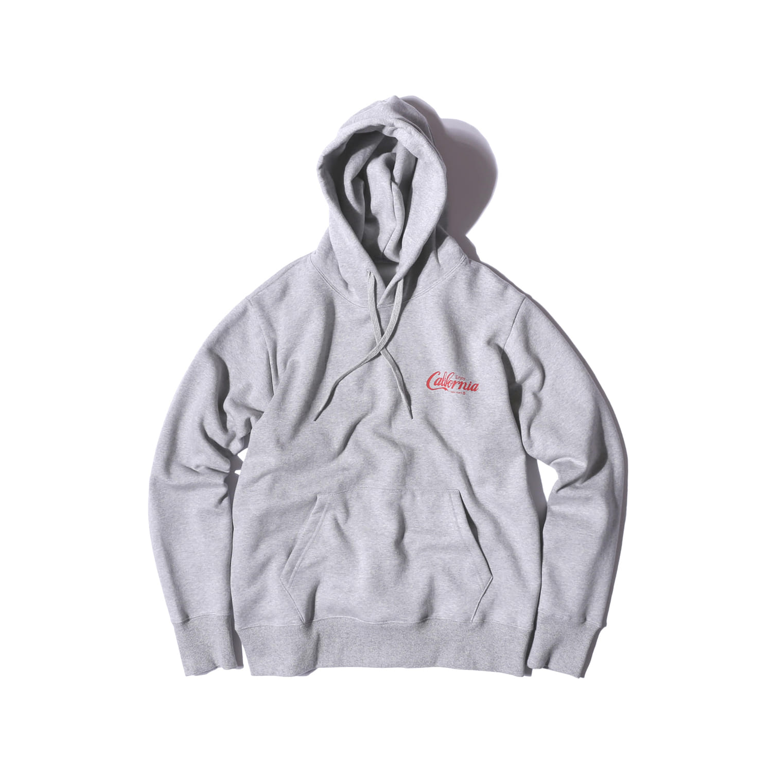 "Enjoy California Hoodie ""GRAY"""