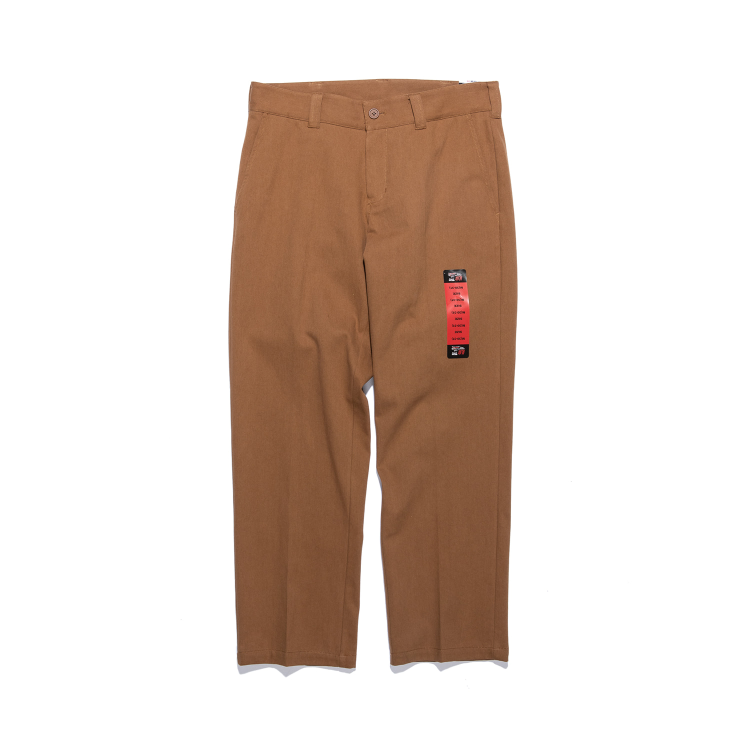 "Fat Free Pants ""Brown"""