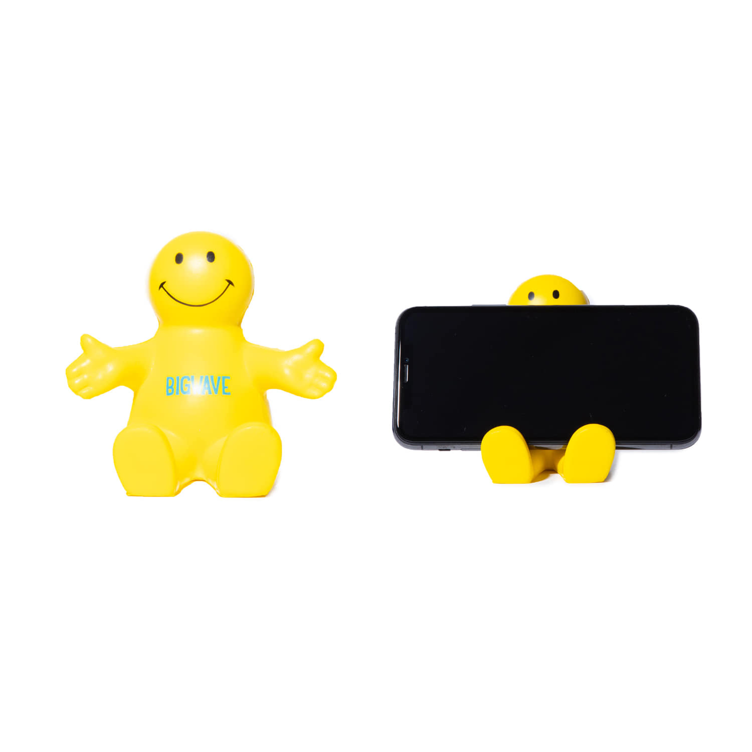 "Smile Phone Holder ""YELLOW"""