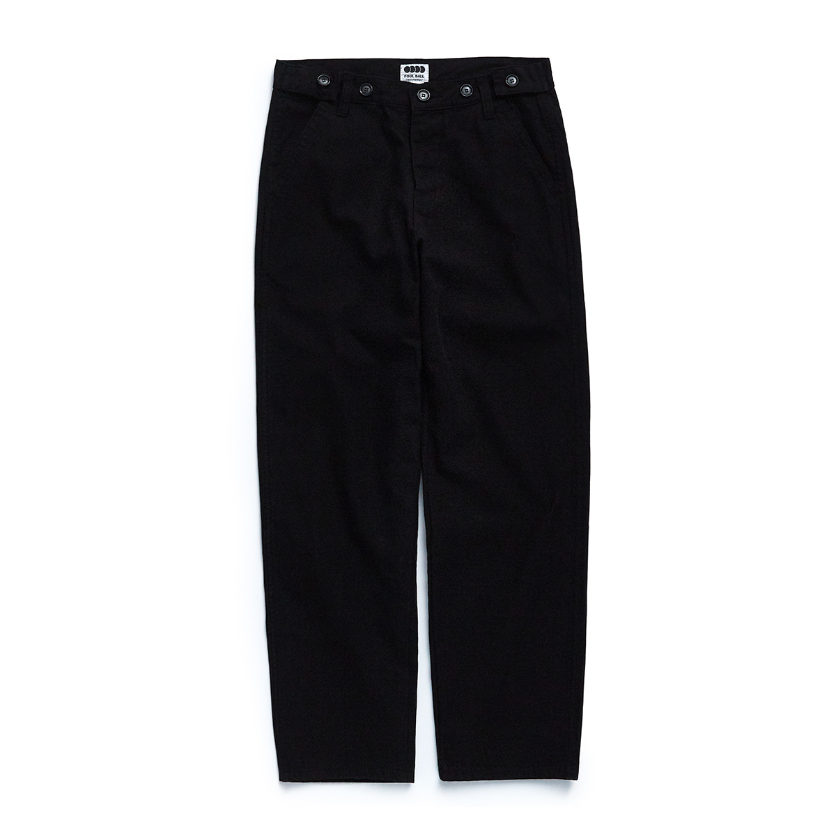 "Work Pants 101-N ""BLACK"""