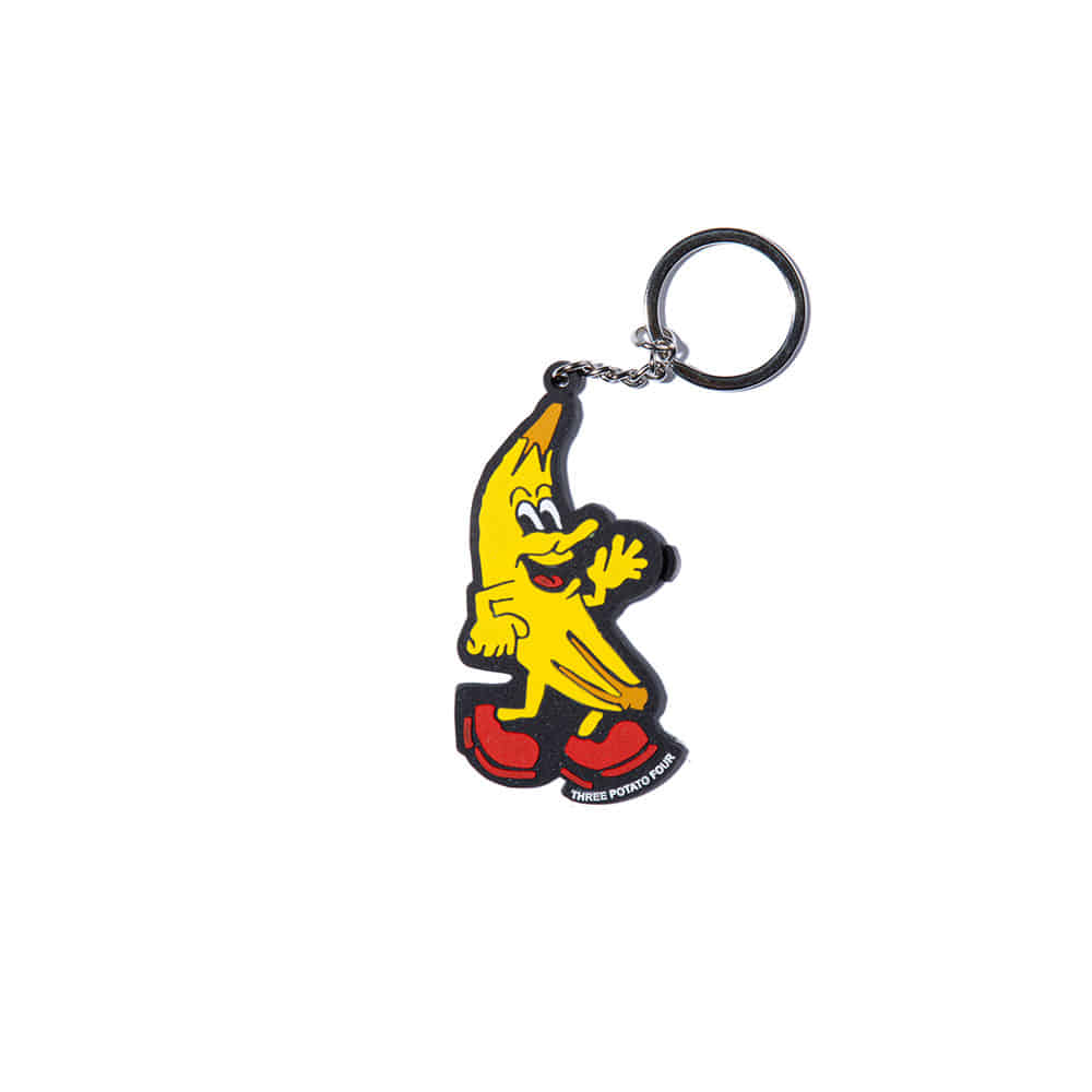 Banana Man Key Chain