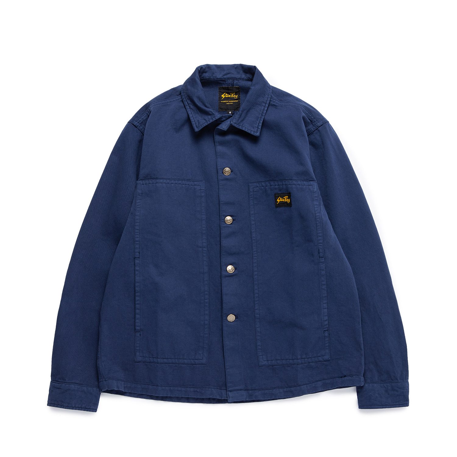 "Stan Ray Box Jacket ""NAVY OD NATURAL"""