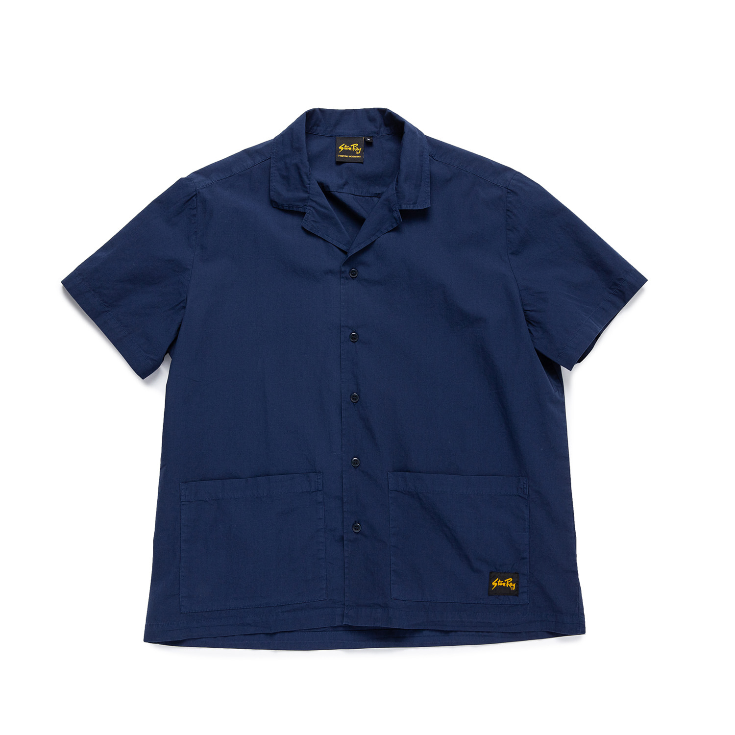 "Stan Ray Bowling Shirt ""NAVY"""
