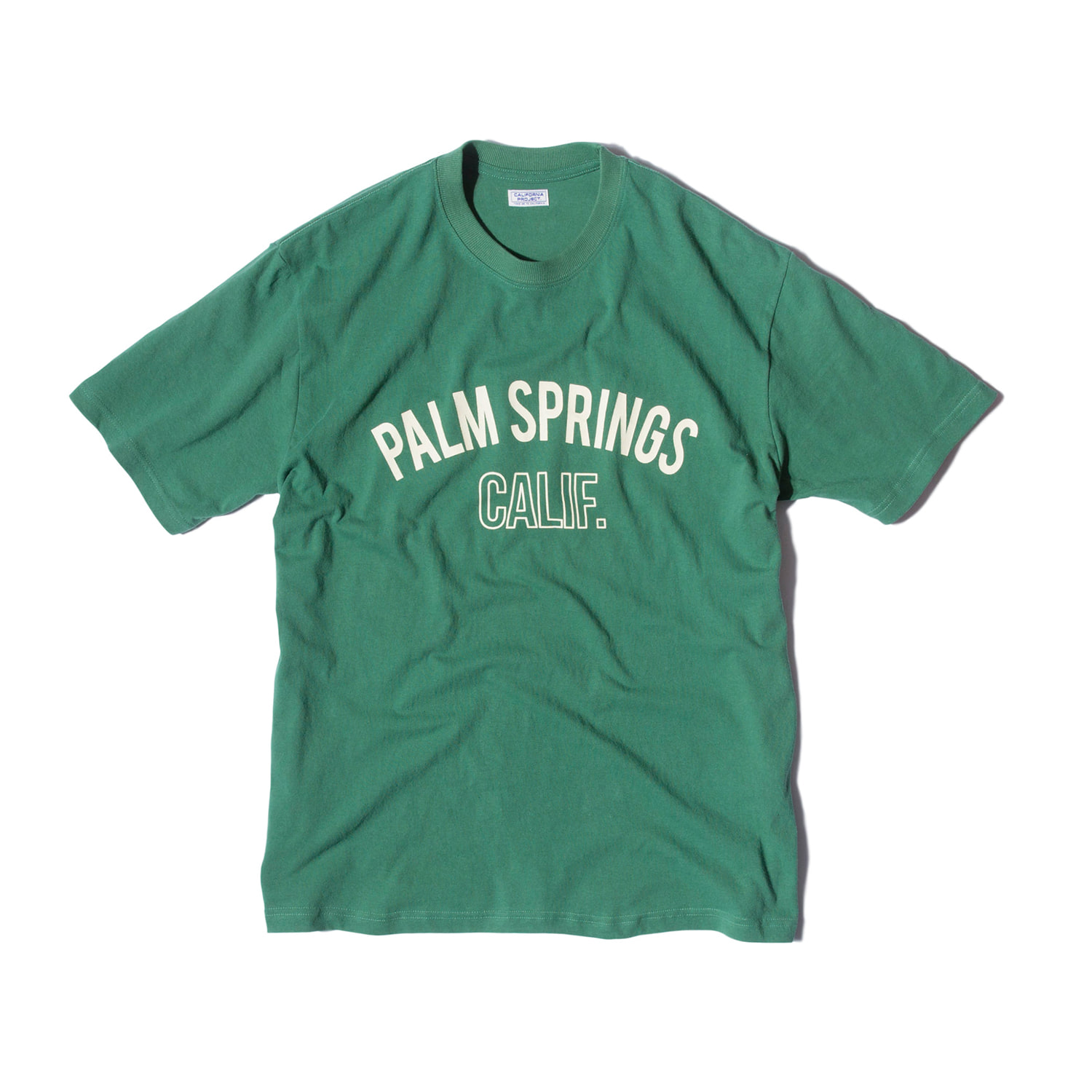 "City. Project T-shirts ""PALM SPRINGS"""