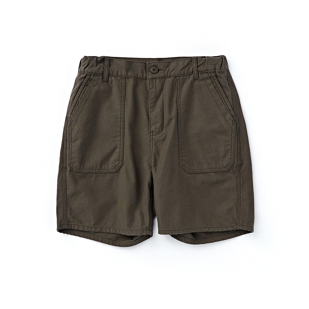 "CWSP-001 Fatigue Shorts ""OLIVE"""