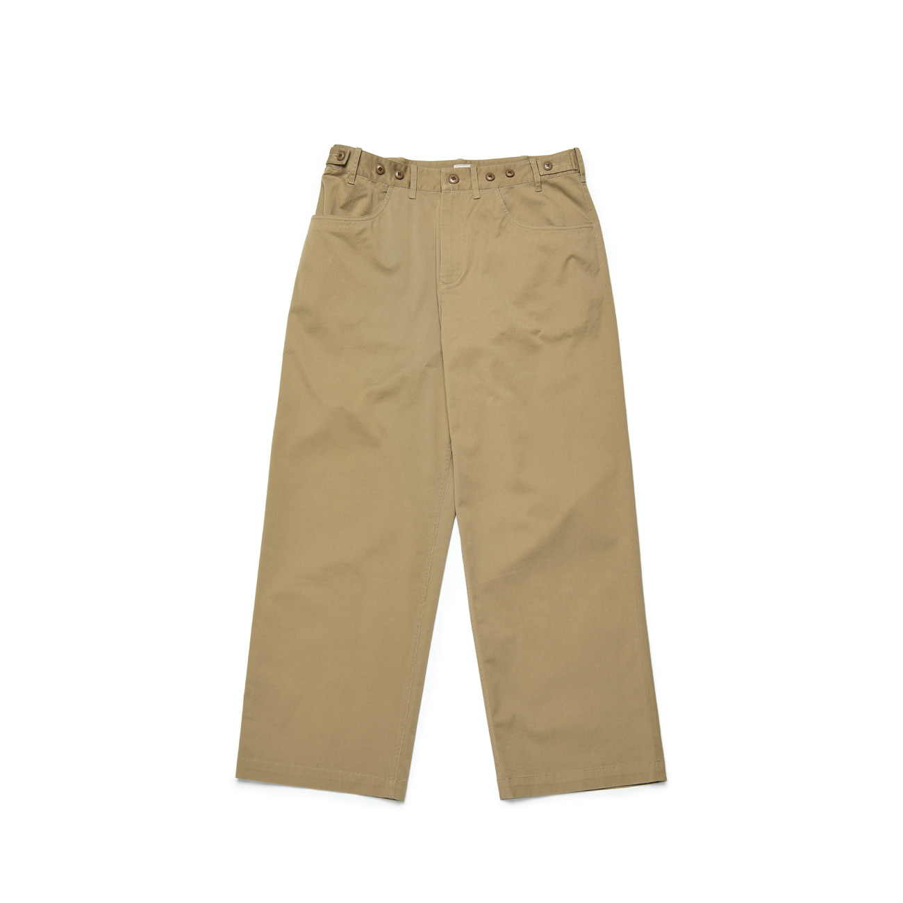 All-Need Pants Beige